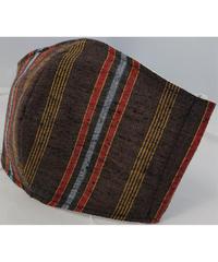 遠州織物ガーゼマスク(縞0084)