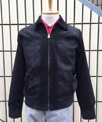 Kasuri TwoTone Corduroy Jacket【SVY-JK105】