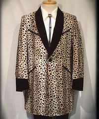 Cheetah Pattern Edward Jacket【SVY-EJK009】