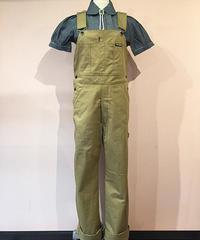 Heavy ChinoCloth オーバーオール【SVY-OA011】