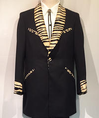 Zebra Switching Edward Jacket【SVY-EJK010】