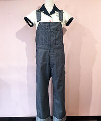 Hickory Stripe Ladies Overall【SVY-OA004B】