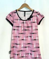 Atomic Print Ladies Cut&Sew【LB-WSC-19001】