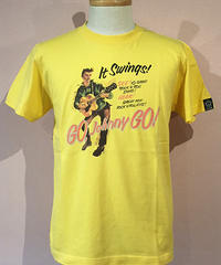 Go Johnny Swing Tee【SVY-T250】