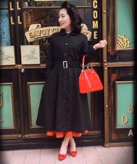 Wool RainbowNep Princess Long Coat【SVY-LCT031】