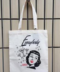 Everybody Loves Magazine ToteBag【SVY-BG048】
