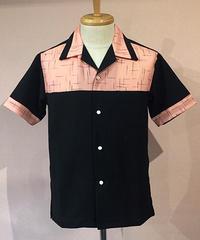 Kasuri TwoTone Rock'n'Roll S/S shirts【SVY-SH289】