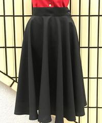 Ester Long Circular Skirt【SVY-SK046】Restocks