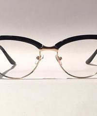 Half-Rim Vintage Catseye Sunglasses【NB-SG027】