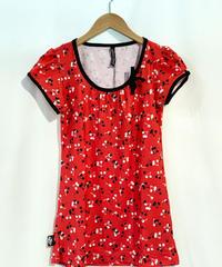 Micro Cherrys Red Cut&Sew【LB-WSC-19010】