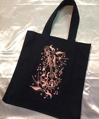 My True Love Canvas Big Tote Bag【SVY-BG047】