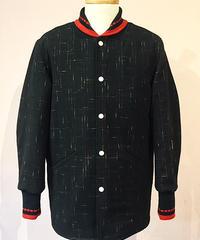 "Wool Rainbow""Kasuri"" Pharaoh Coat【SVY-CT026】"