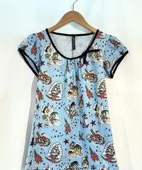 Traditional Aloha Ladies Cut&Sew【LB-GSC-00027】
