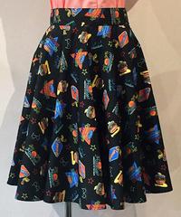 New Neon Circular Skirt【SVY-SK064】