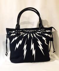 Banned  Thunderbolt Tote Bag【BG34068】