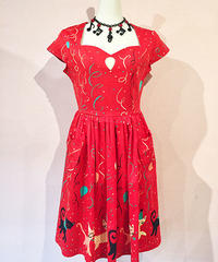 Banned Apparel Cat March Dress 【DR5351】