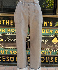 Ladies Brown Hickory Ranch Pants【SVY-LPT021】