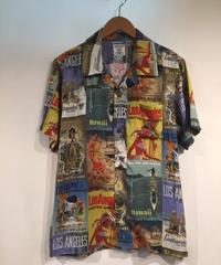 U.S Travel Hawaiian Shirts【40677】