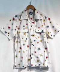 Atomic Starburst Open Shirts【SVY-SH304】