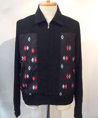 Jonathan Atomic Print Jacket【CMAW190609B】Soldes!