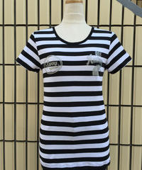 20TH ANV Ladies Border TEE【SVY-LDT132】