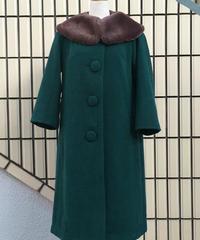 Ladies キャサリンロングコート WOOLモッサ【SVY-LCT026】