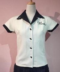 Wanda Ladies Bowling Shirts【SVY-LSH077】