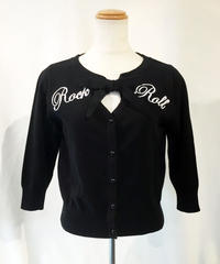 Charlene Rock Roll Cardigan【AW190105A】