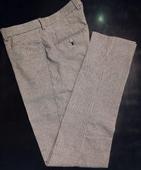 Houndstooth Slim Tailored Pants【SVY-TPT012】