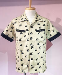 Swallow P/P Open Shirts【SVY-SH267】