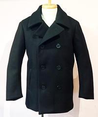 Heavy Melton Pea Coat【SVY-CT028】