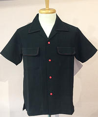 Good Fellows 3  S/S Open Shirts【SVY-SH288】