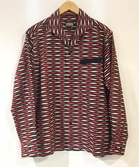 Wavy Border Italian Shirts【SVY-SH300】
