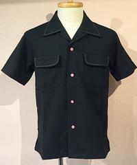 Good Fellows S/S Open Shirts【SVY-SH260B】