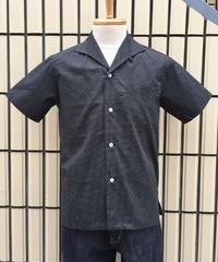 ピンドット イタリアンカラーシャツ【SVY-SH255】