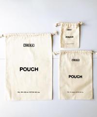 POUCH set (M)/( S )