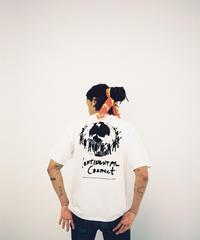 "PUBLIC POSSESSION /""Continental Connect"" T-Shirt/White"
