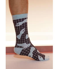 HENRIK VIBSKOV / Clean It Socks Homme