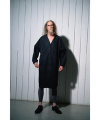 YOKO SAKAMOTO / 3L OVER COAT -BLACK-