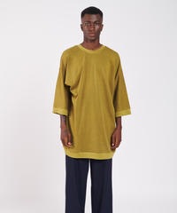 HOUSE OF THE VERY ISLAND'S / SCHIKANEDER (LONG SHIRT PARKA STYLE)-OLIVE GREEN-