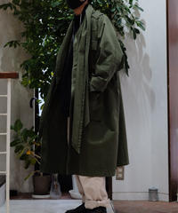 tac:tac /HAOLI MILITARY 2WAY COAT