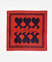 "PUBLIC POSSESSION / ""United Emotions"" Bandana"