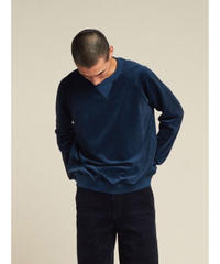 KLOKE / COMMAND VELOUR SWEATER
