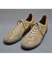 REPRODUCTION OF FOUND / GERMAN MILITARY TRAINER - LIGHT BEIGE-