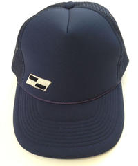 "TRUCKER  mesh  CAP  ""Classic Patch""  (Navy)"