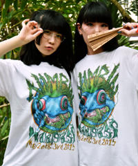 Nimbin Mardigrass Official Design T-shirt 2015