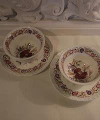 wedgwood  cornflower 2set cup&saucer