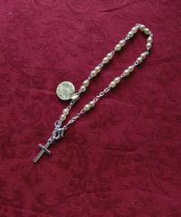 deadstock rosary bracelet
