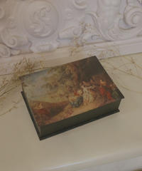 VTG noble rococo design accessory box