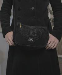 """VTG """"GUCCI"""" embroiled shoulder bag"""